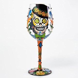 halloween-sugar-skull-wine-glass